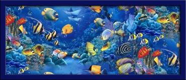 Wandtattoos: Meeresboden 3