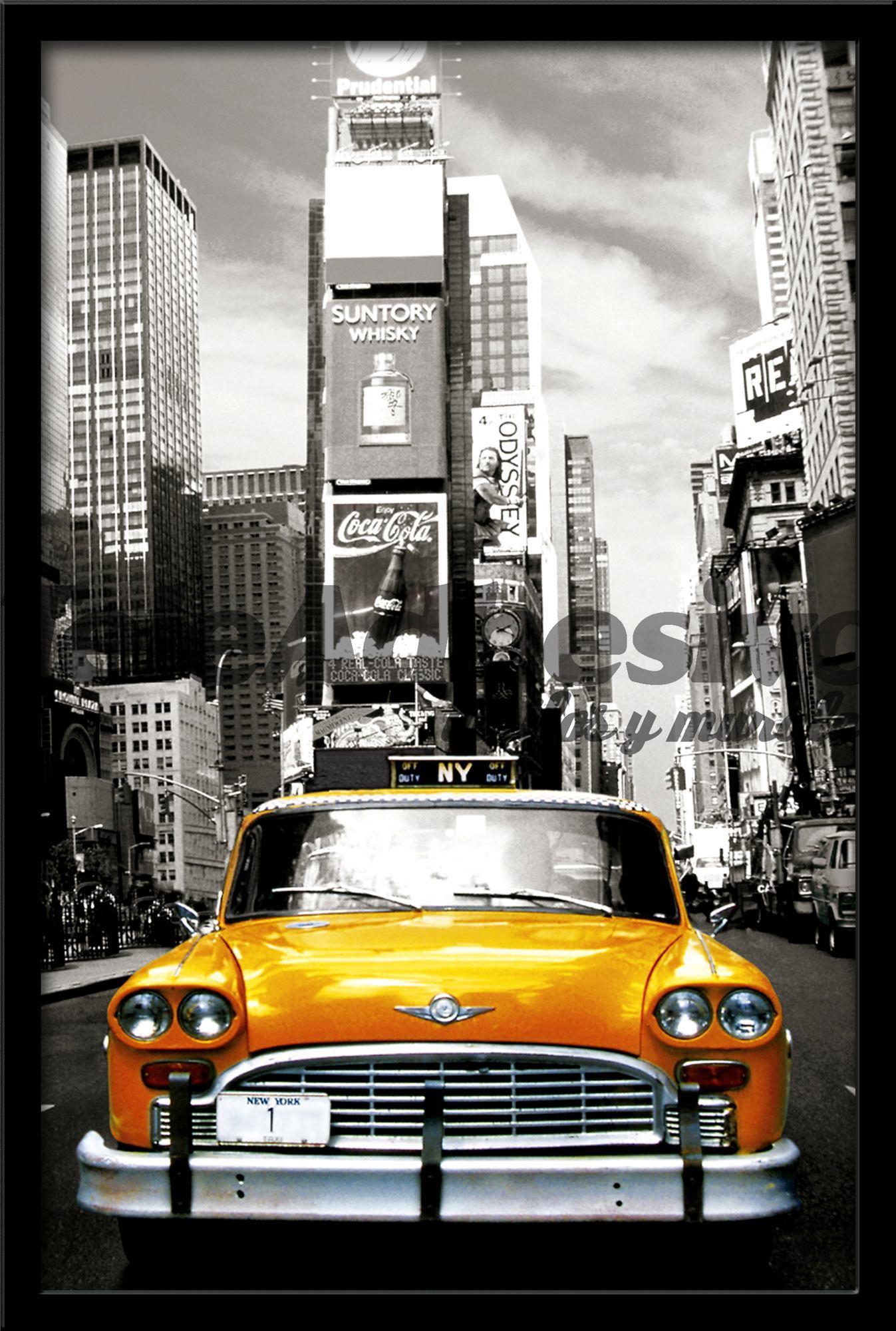 Bemerkenswert New York Wandtattoo Sammlung Von Taxi