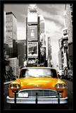 Wandtattoos: Taxi NYC 3