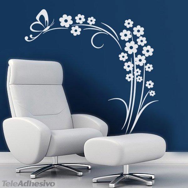 Wandtattoos: Floral 10
