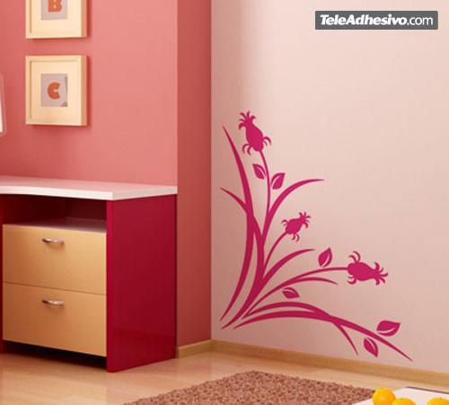 Wandtattoos: Floral 14