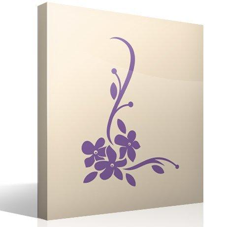 Wandtattoos: Floral 51