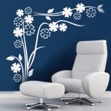 Wandtattoos: Floral 88 1