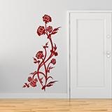 Wandtattoos: Floral 135 0