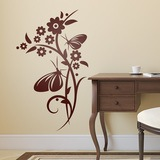 Wandtattoos: Floral 151 0
