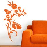 Wandtattoos: Floral 151 4