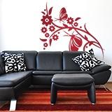 Wandtattoos: Floral 151 5