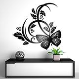 Wandtattoos: Floral 153 0