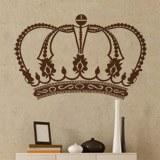Wandtattoos: Crown 4