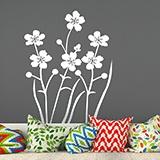 Wandtattoos: Floral 165 0