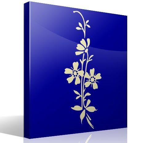 Wandtattoos: Floral 337