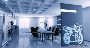 Wandtattoos: Ducati 2