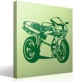 Wandtattoos: Ducati 3