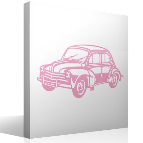 Wandtattoos: Renault 4/4