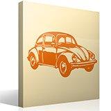 Wandtattoos: VW Beetle 3