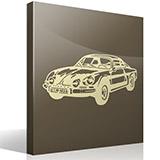 Wandtattoos: Renault Alpine 3