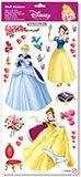 Kinderzimmer Wandtattoo: Prinzessinnen 22x48 cm 3