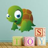 Kinderzimmer Wandtattoo: Turtle  0