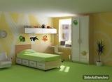 Kinderzimmer Wandtattoo: Turtle  3