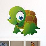 Kinderzimmer Wandtattoo: Turtle  6