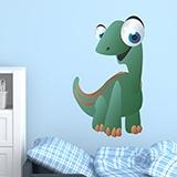 Kinderzimmer Wandtattoo: Dino 11 4