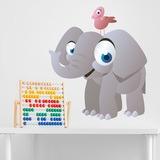 Kinderzimmer Wandtattoo: Elephant 0