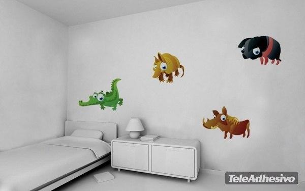 Kinderzimmer Wandtattoo: Coco