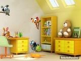 Kinderzimmer Wandtattoo: Koala 3