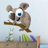 Kinderzimmer Wandtattoo: Koala 4