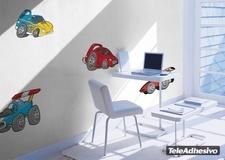 Kinderzimmer Wandtattoo: Car 1 3