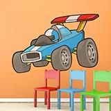Kinderzimmer Wandtattoo: Car 1 4