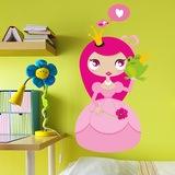 Kinderzimmer Wandtattoo: Princess 0