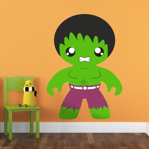 Kinderzimmer Wandtattoo: Hulk kind