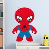 Kinderzimmer Wandtattoo: Tarantula Man 4