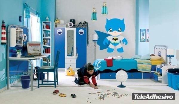Kinderzimmer Wandtattoo: Vampire Man