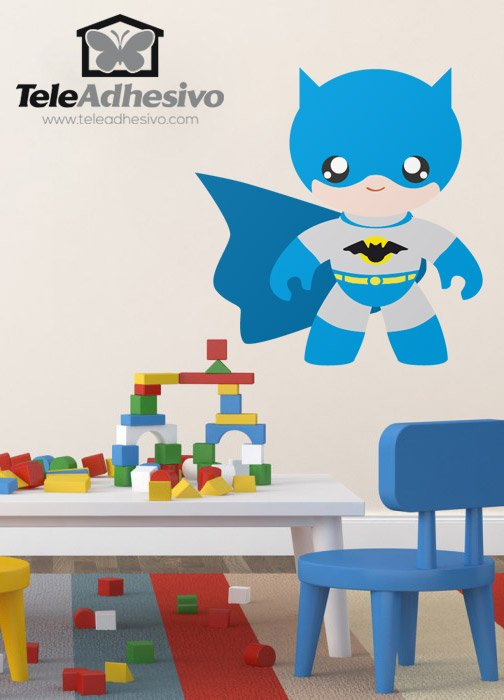 Kinderzimmer Wandtattoo: Kinder Batman