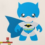 Kinderzimmer Wandtattoo: Kinder Batman 5