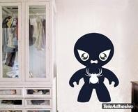 Kinderzimmer Wandtattoo: Poison Man 3