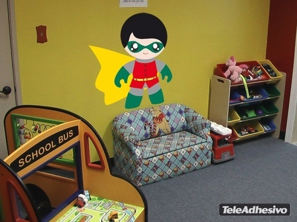 Kinderzimmer Wandtattoo: Vampire Aid