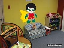 Kinderzimmer Wandtattoo: Vampire Aid 3