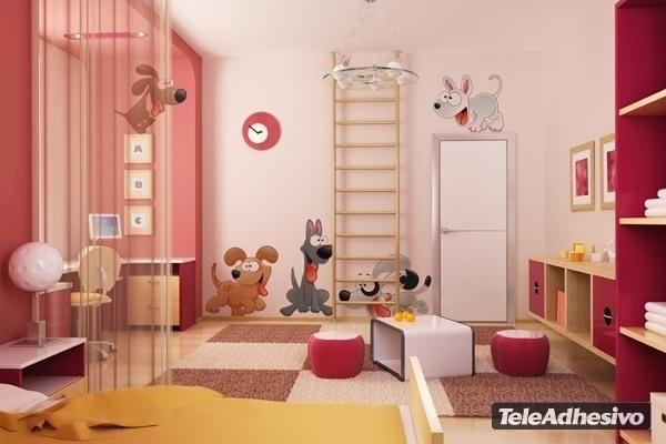 Kinderzimmer Wandtattoo: Can 2