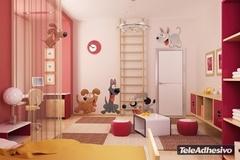 Kinderzimmer Wandtattoo: Can 2 3