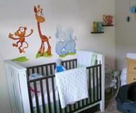 Kinderzimmer Wandtattoo: Giraffe 3