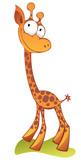 Kinderzimmer Wandtattoo: Giraffe 4