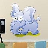 Kinderzimmer Wandtattoo: Elefant 4