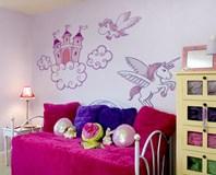 Kinderzimmer Wandtattoo: Castle 1 3
