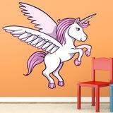 Kinderzimmer Wandtattoo: Unicorn  1 0
