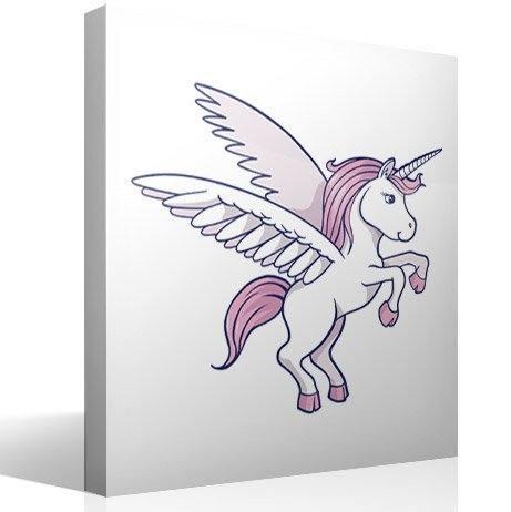 Kinderzimmer Wandtattoo: Unicorn  1