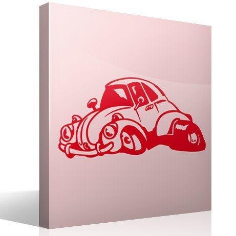 Wandtattoos: Car2