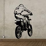 Wandtattoos: moto2 0